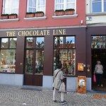 Foto de The Chocolate Line Bruges