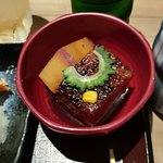 ภาพถ่ายของ Charcoal Grilled Beef Toraji Shinjuku