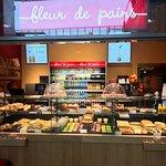Bienvenue dans notre Fleur de pains à Renens Gare