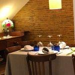 Superbe accueil par le personnel et une nourriture typique de Valence .... Excellent repas  Féli