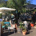 Outside seating - Margaret River Bakery