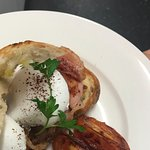 Bacon & eggs mmmm