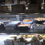 Frittatas, quiches, loaded croissants and loaded baguettes