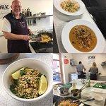 Thai street food course - Master Chef Tim Barber