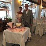 Reception at the Romantica