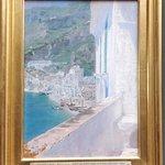 Krøyer: Bugten ved Amalfi