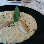 Risotto et perches
