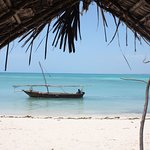 Explore the Kwale Island during a full day cruise on a traditional dhow boat.
