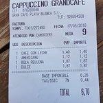 Foto de Cappuccino Food & Drink