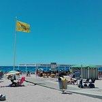 Bandera amarilla.