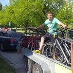 New bikes arriving