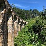 صورة فوتوغرافية لـ Demodara Nine Arch Bridge
