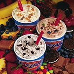 The Thing also has a Dairy Queen Restaurant, featuring the ever popular BLIZZARD treat.
