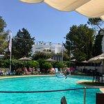 Jump in the pool at Laguna