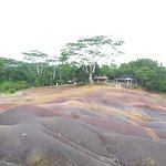 Chamarel's Seven Coloured Earth Geopark Φωτογραφία