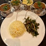 rice,curries