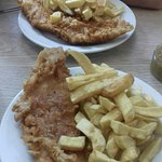 Barnacle Bill's Traditional Fish & Chips-bild