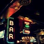 Good bar area