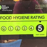 So proud to have a 5 star rating