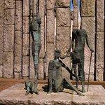 Mémorial dédiée à la famine