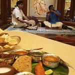 Thali and music