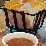 Chips & salsa are a winner!
