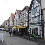 Detmold, Old Town, Koeller Schuelerstrasse