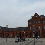 Detmold, Railway Station