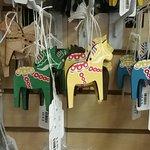 Фотография Wild Dala Horse Herd