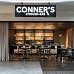 Hotel entrance at Conner's Kitchen + Bar