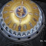 Ceiling, Temple of Saint Sava