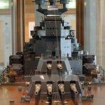 National Maritime Museum - Ship Model