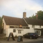 The Fox and Hounds in Ardley