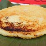 Tortilla con Queso...nuestra especialidad...50% queso+maíz cocido... nuestra receta original.!!!