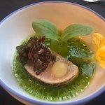Restaurant Ecco Ascona: Praline