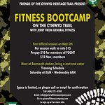 Summer boot camp schedule