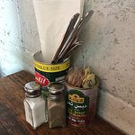Repurposed utensil holders