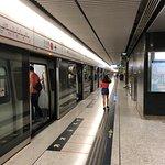 MTR Subway Station