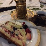 Outstanding Freshly made fruit cake