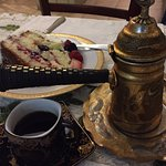 Outstanding homemade desserts & coffee