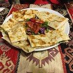 Krymali (minced meat, onion, parsley, tomato, pepper) 9TL