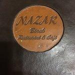 The menu of Nazak Borek & Cafe