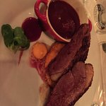 Disappointing Duck breast entree