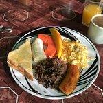 Maria`s breakfast
