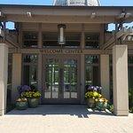 Welcome Center entrance