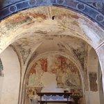 affreschi interni
