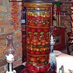 Incredible gigantic Pickled Jar