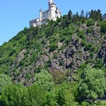 As seen from the Rhine River