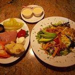 Will you look at dinner at Juicy's, Lake Havasu City, Arizona.