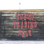 Sign for Terry Trading Post